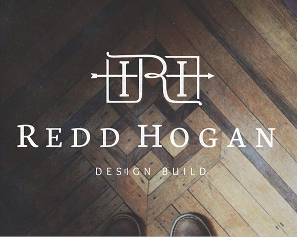 Redd Hogan Design Build | October Ink | Branding