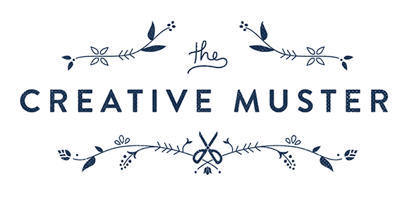 October Ink - The Creative Muster Branding Logo 4