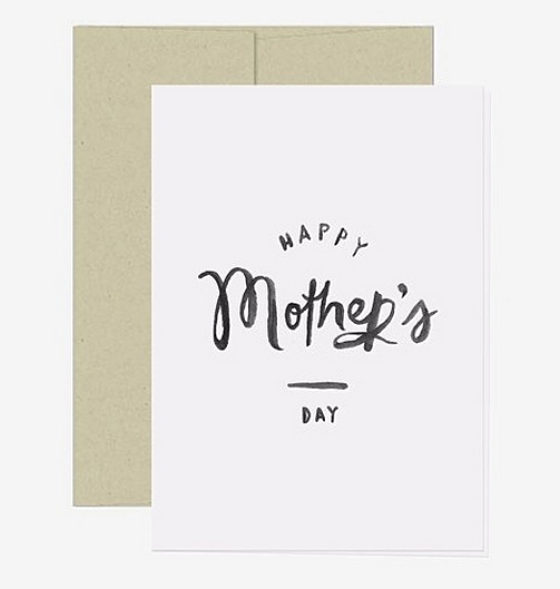 Printable Mothers Day Cards For: Free Mother's Day Printables - October Ink